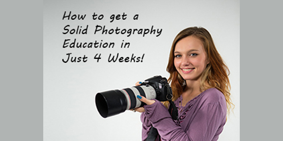 Understand Photography with Peggy Farren   How to Get a Solid ...